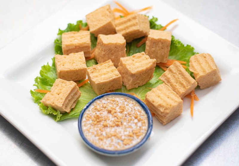 Golden Fried Tofu (10 Pieces) rounded-0