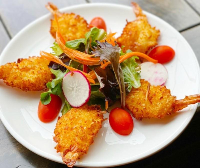 Coconut Shrimps, 5 pcs